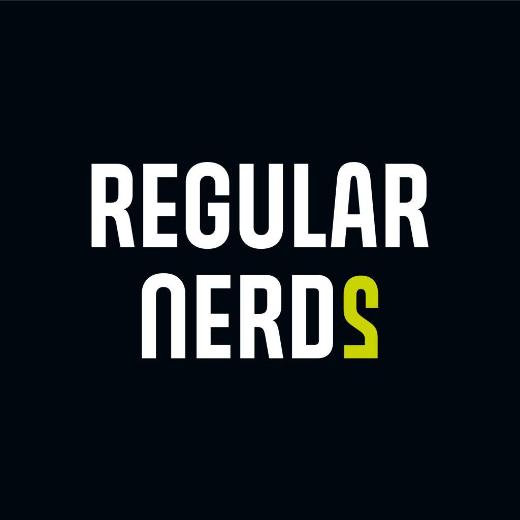 Regular Nerds Cover